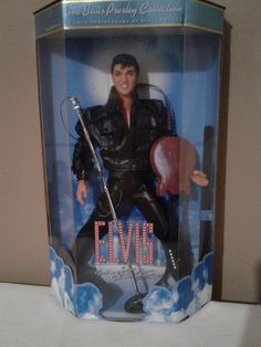 Elvis Presley Aloha From Hawaii Figure Doll Collectible
