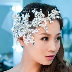#hair accessories#white#prom#cute#laff♥♥