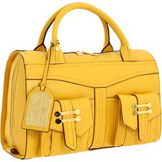 I want this bag sooooo bad!!!!   LAUREN by Ralph Lauren - Bermondsey Zip Satchel