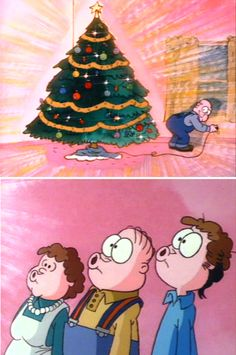 Garfield-Christmas - my favorite Xmas movie. :)