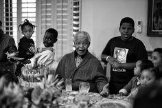 Nelson Mandela's last photo shoot - http://alternateviewpoint.net/2013/12/09/politics/occupy-movement/nelson-mandelas-last-photo-shoot/