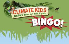 Climate Kids is NASA's climate change website for kids. On Climate Kids you will find a nice selection of online games and hands-on activities for students. Some of the topics that the Climate Kids online games address include recycling, renewable energy, and climate history.
