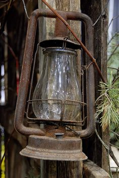 Old & Rusty and still lovely!