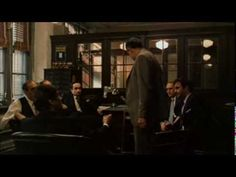 Godfather Part II (1974) - Don Vito Asks Signor Roberto a Favor (HD) - YouTube