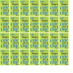 "Wednesday, August 19, 2015: The Brookfield Library has one new book in the Large Print section.   The new title this week is ""One Plus One."""