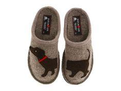 Haflinger - Doggy Slipper (Earth) Women's Slippers