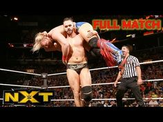 WWE 2K16: Tye Dillinger vs. Wesley Blake (NXT August 24,2016) - YouTube