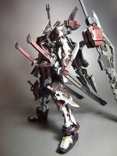 GUNDAM GUY: 1/100 Gundam Astray 忍 (Shinobi) Frame - Custom Build