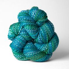 Dyed in the Wool: Tangled up in Blue