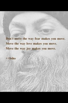 Fear is nothing but an illusion. The choice is forever ours to create our own actions from the purity of our intentions. Love and joy are far greater than any spell of fear.. <3