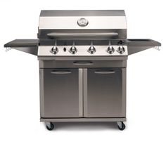 Fully Stainless Steel Jackson Grills LUX 700 Lux Series, Commercial Ovens, Stainless Steel Tanks, Free Cover, Storage Drawers, Grilling, Jackson, Kitchen Appliances, Restaurant