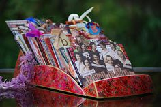Lisa Buchanan's Altered Journey...: Rolodex Art