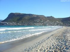 Clifton Bay, Cape Town - South Africa Been working hard on my beach body. I see myself strip to my bikini and jog in the white soft sand *sigh*
