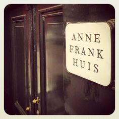 Thoughts From The Anne Frank Museum