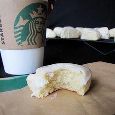 Rumbly In My Tumbly: Petite Vanilla Bean Scones (like Starbucks)