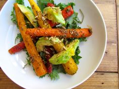 ABC Kitchen Roasted Carrot Salad