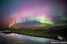 saskatchewan northern  lights