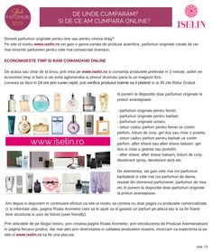 Blog, Fragrance
