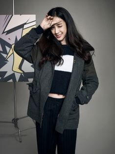 CUSTOMELLOW F/W 2014 Campaign Feat. Jung Ryeo Won with Cole Mohr