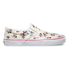Disney x Vans Minnie Mouse Slip-On available for $60.00