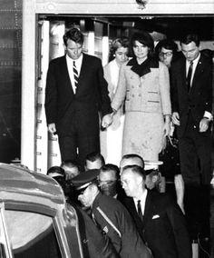 Jacqueline Kennedy Onassis, Jackie Kennedy Pink Suit, Los Kennedy, Carolyn Bessette Kennedy, Robert Kennedy, Caroline Kennedy, Jaqueline Kennedy, Ethel Kennedy, Lee Radziwill