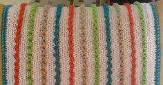 Wiggles Preemie Baby Blankie - Free Pattern