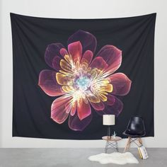 Buy Tibet Sea Flower Wall Tapestry by Nirvana.K. Worldwide shipping available at Society6.com. Just one of millions of high quality products available.