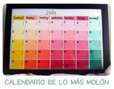 DIY-calendario perpetuo http://idoproyect.com/blog/home/diy-para-impacientes/