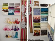 perfect! love the storage cubey attached to the wall - I'm going to use this idea since I want to reserve floor space :)
