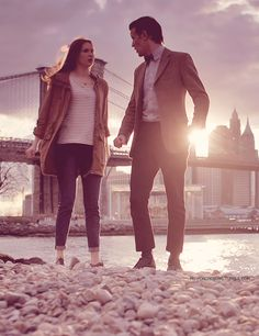 """Beautiful shot from """"The Angels Take Manhattan"""" <-- agreed, this is my favorite picture from this episode."""