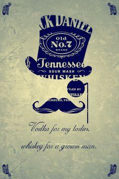 Jack Daniels for grown Men http://www.savagenightdespedidas.com/
