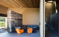 Casa Tierra- Sustainable House Through Rational Use of Resources and Respect for the EnvironmentDesignRulz6 June 2013Mexican studio Serrano Monjaraz Arquitectos has completed the Casa Tierra (Earth House). This contemporary home is located in Cu... Architecture