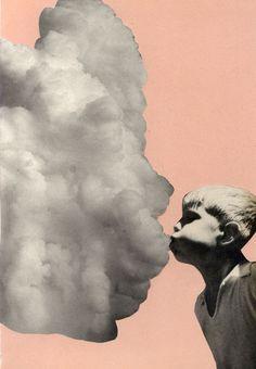 Collage Art: Richard Vergez | MUNDOFLANEUR.COM | MUNDOFLANEUR.COM