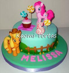 Kaomi Tortas - pony cake
