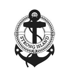 STRONG ISLAND LOGO