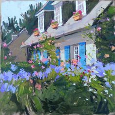 Haidee-Jo Summers @Haidee-Jo Summers 'French Cottage'