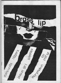 Brass Lip (feminist zine)