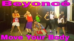 Beyoncé - Move Your Body - Zumba Zumba Instructor, Move Your Body, Beyonce, Family Guy, Wrestling, Exercise, Guys, Workouts, Youtube