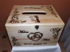 nászajándék gyűjtő doboz 1