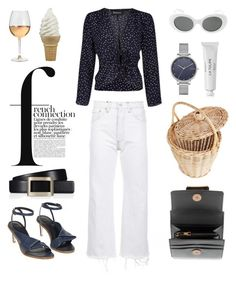 """Unbenannt #1082"" by fashionlandscape ❤ liked on Polyvore featuring Acne Studios, Urban Outfitters, French Connection, Boyy, Skagen, Byredo, Marc Blackwell and Roger Vivier"