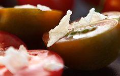 Fiocchi di sale al Rosmarino su pomodorini