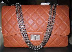 6d20ddad8c9 Chanel Classic Flap Bag vs. Reissue 2.55 - PurseBlog Chanel Reissue