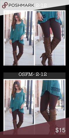 🛍2/$24🛍 CHOCOLATE BROWN BRUSH KNIT LEGGINGS CHOCOLATE BROWN BRUSH KNIT LEGGINGS.                                                    92% POLYESTER. 8% SPANDEX.            OSFM FROM 2-12.                                    ☀️NOT SEE THROUGH☀️.                    💥PUT THE 2 YOU WANT INTO A BUNDLE AND SEND ME AN OFFER FOR $24💥 Infinity Raine Pants Leggings