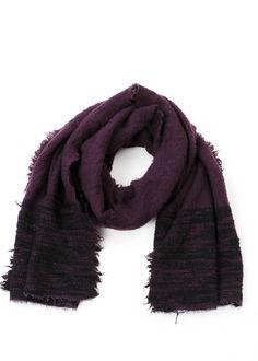 Schal Whibo von Faliero Sarti bei nobananas mode #nobananas #falierosarti #cashmere #scarf #silk #nice #wool #handmade #winter #follow nobananas.de/shop