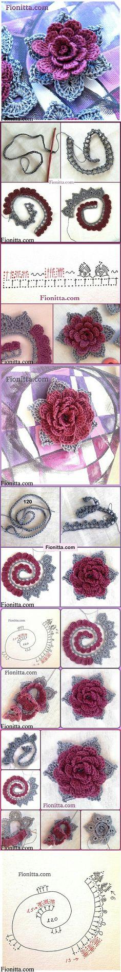 486edca48be8 88 best crochet images on Pinterest   Hand crafts, Crochet patterns ...