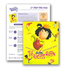 The Recess Queen | Preventing Bullying Lesson Plan