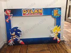 Sonic Birthday Parties, Sonic Party, Dad Birthday, Birthday Gifts, Birthday Ideas, Sonic Dash, Sonic Boom, Hedgehog Birthday, Selfies