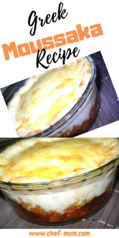 if you want to try some tasty kitchen recipes you can try Greek kitchen special our recipe greek moussaka recipe it's content 2 kind of vegetables eggplant and potatoes with ground beef and white sauce #greek-recipe Tasty Kitchen, Kitchen Recipes, Unique Recipes, Amazing Recipes, Greek Recipes, My Recipes, Moussaka Recipe, Kinds Of Vegetables, 2 Kind