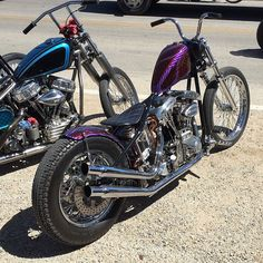 Old Classic Harley-Davidson Motorcycles Harley Bobber, Harley Bikes, Bobber Motorcycle, Bobber Chopper, Cool Motorcycles, Vintage Motorcycles, Bobber Bikes, Girl Motorcycle, Motorcycle Quotes