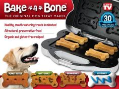 20% cut off Bake-A-Bone The Original Dog Treat Maker